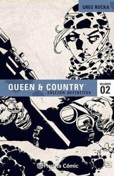 QUEEN & COUNTRY VOL.2 -EDICION DEFINITIVA-