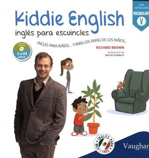 KIDDIE ENGLISH -INGLES PARA ESCUINCLES- (EMPASTADO)