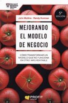 MEJORANDO EL MODELO DE NEGOCIO 5ED.