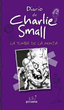 DIARIO DE CHARLIE SMALL -LA TUMBA DE LA MOMIA- (7)