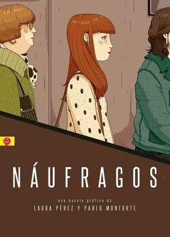 NAUFRAGOS -NOVELA GRAFICA- 2ED.