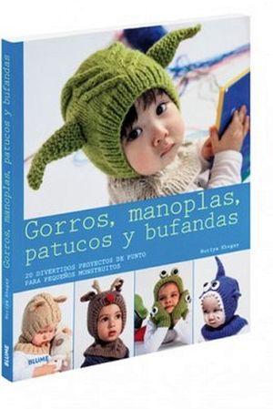 GORROS, MANOPLAS PATUCOS Y BUFANDAS