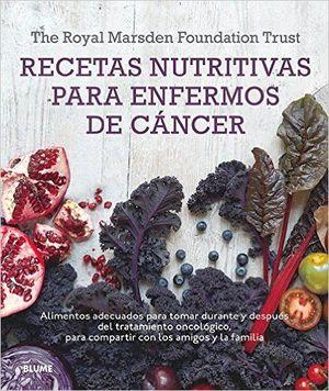 RECETAS NUTRITIVAS PARA ENFERMOS DE CANCER (EMP.)