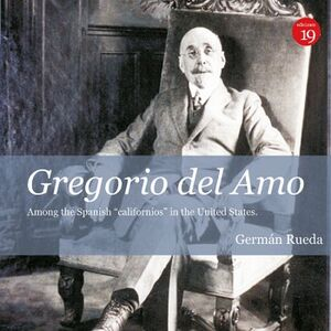GREGORIO DEL AMO AMONG THE SPANISH