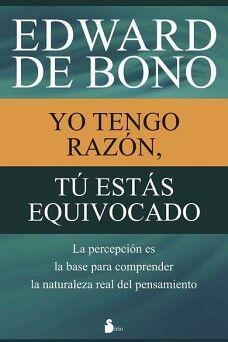 YO TENGO RAZON, TU ESTAS EQUIVOCADO