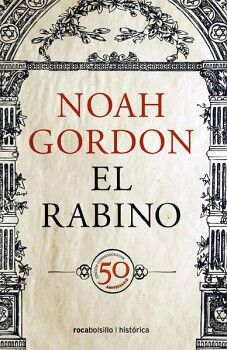 RABINO, EL  (ROCABOLSILLO/ED.CONMEMORATIVA 50 AÑOS)