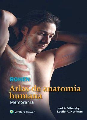 ROHEN ATLAS DE ANATOMIA HUMANA 2ED. -MEMORAMA-