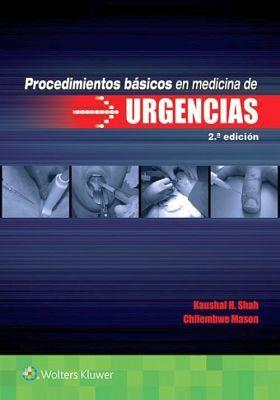 PROCEDIMIENTOS BASICOS EN MEDICINA DE URGENCIAS 2ED