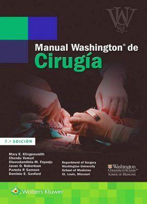 MANUAL WASHINGTON DE CIRUGIA 7ED. (C/CONTENIDO EN LINEA)