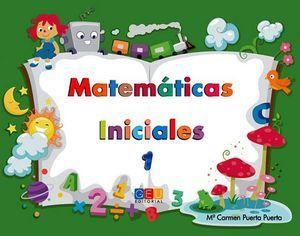 MATEMATICAS INICIALES 1
