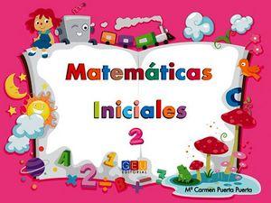MATEMATICAS INICIALES 2