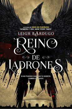 REINO DE LADRONES                         (EMPASTADO)