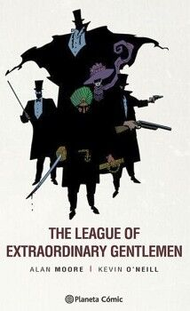 THE LEAGUE OF EXTRAORDINARY GENTLEMEN 1   (EMPASTADO)