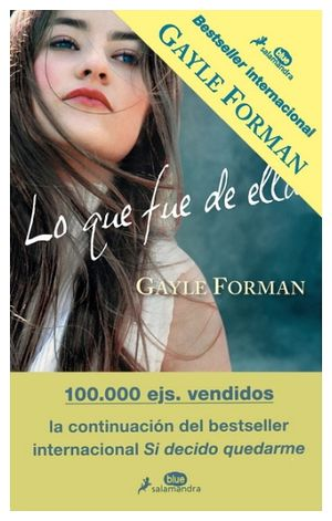 PAQUETE GAYLE FORMAN (C/2 LIBROS)