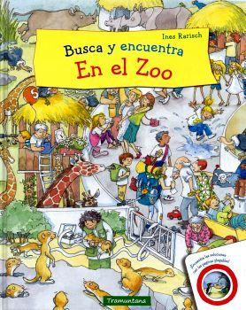 EN EL ZOO                            (BUSCA Y ENCUENTRA/EMP)