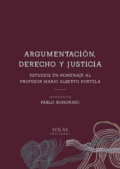 ARGUMENTACIÓN, DERECHO Y JUSTICIA