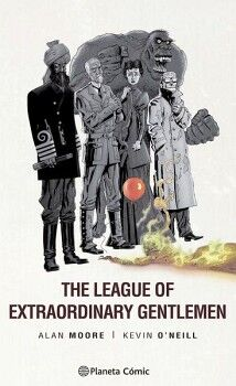 THE LEAGUE OF EXTRAORDINARY GENTLEMEN 2   (EMPASTADO)