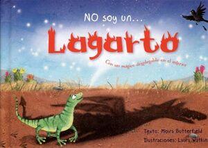 NO SOY UN... LAGARTO                      (EMPASTADO)