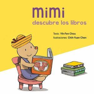 MIMI DESCUBRE LOS LIBROS                 (EMP.)