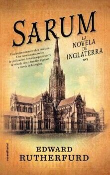 SARUM -LA NOVELA DE INGLATERRA-