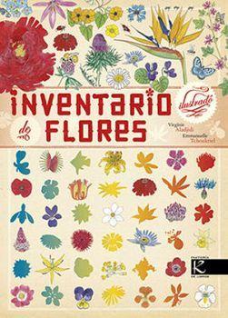 INVENTARIO ILUSTRADO DE FLORES            (EMPASTADO)