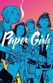 PAPER GIRLS VOL.1                         (EMPASTADO)