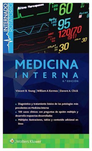 MEDICINA INTERNA 6ED. -INTERNADO ROTATORIO- (C/THE POINT)