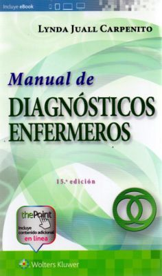 MANUAL DE DIAGNOSTICOS ENFERMEROS 15ED.