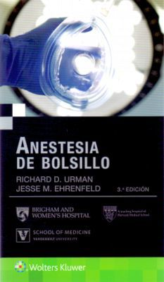 ANESTESIA DE BOLSILLO 3ED.