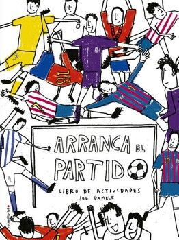 COMIENZA EL PARTIDO (LIBRO DE ACTIVIDADES)