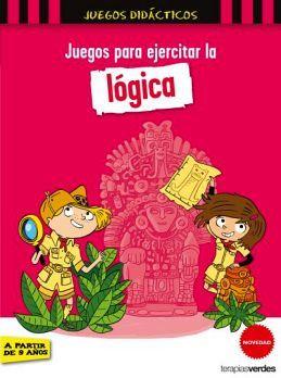 JUEGOS PARA EJERCITAR LA LOGICA