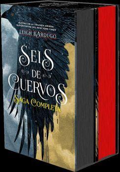 PAQUETE SEIS DE CUERVOS -SAGA COMPLETA-   (C/2 LIBROS)