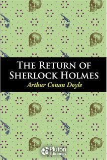 THE RETURN OF SHERLOCK HOLMES        (COL. ENGLISH CLASSIC BOOKS)