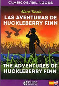 AVENTURAS DE HUCKLEBERRY FINN, LAS        (CLASICOS BILINGUES)