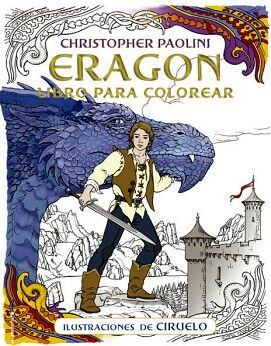 ERAGON -LIBRO P/COLOREAR-