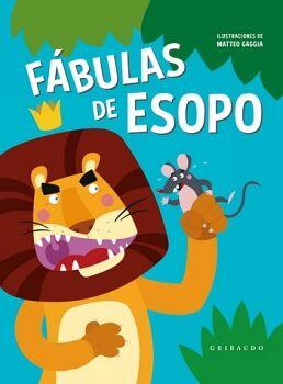 FABULAS DE ESOPO                          (EMPASTADO)