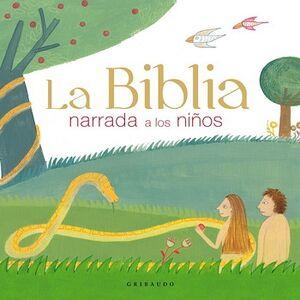 BIBLIA NARRADA A LOS NIÑOS, LA            (EMPASTADO)