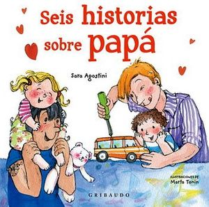 SEIS HISTORIAS SOBRE PAPA                 (EMPASTADO)