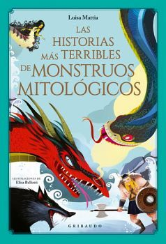 HISTORIAS MAS TERRIBLES DE MONSTRUOS MITOLOGICOS, LAS (EMP.)