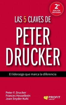 5 CLAVES DE PETER DRUCKER, LAS -EL LIDERAZGO QUE MARCA LA DIFER.-