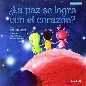 PAZ DE LOGRA CON EL CORAZON, LA?          (HILOMUNDOS)
