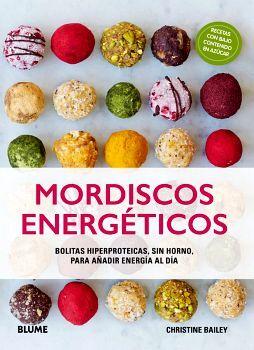 MORDISCOS ENERGETICOS -BOLITAS HIPERPROTEICAS- (EMPASTADO)