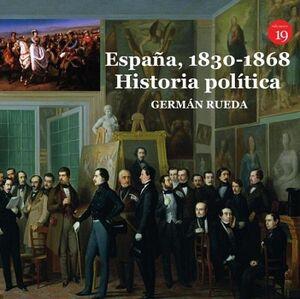ESPAÑA, 1830-1868. HISTORIA POLÍTICA