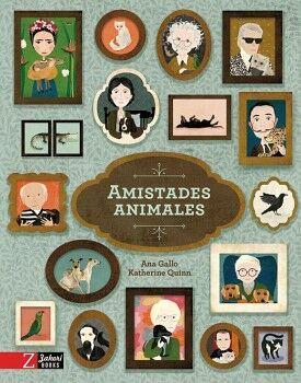 AMISTADES ANIMALES                        (EMPASTADO)