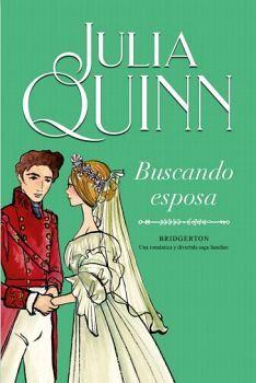 BUSCANDO ESPOSA -SAGA BRIDGERTON 8-