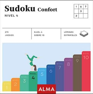 SUDOKU CONFORT -NIVEL 4-