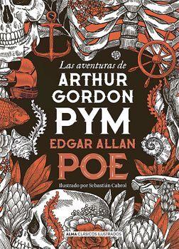 AVENTURAS DE ARTHUR GORDON PYM, LAS    (EMPASTADO/ED. ILUSTRADA)