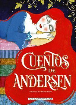 CUENTOS DE ANDERSEN               (CLASICOS ILUSTRADOS/EMPASTADO)