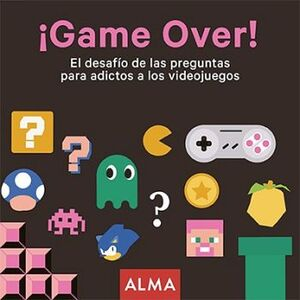 GAME OVER! -EL DESAFIO DE LAS PREGUNTAS PARA ADICTOS-