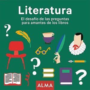 LITERATURA -EL DESAFIO DE LAS PREGUNTAS PARA AMANTES-